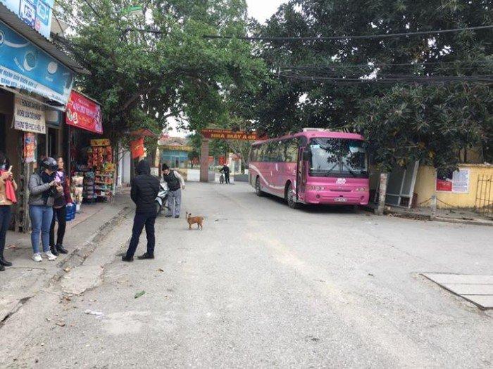 Bán đất kinh doanh phố Tư Đình, Long Biên đường 11m, dt 60m2