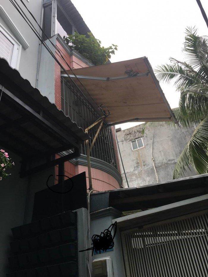Bán nhà Quận 3, đường Lý Chính Thắng, nhà 3 tầng 6 PN