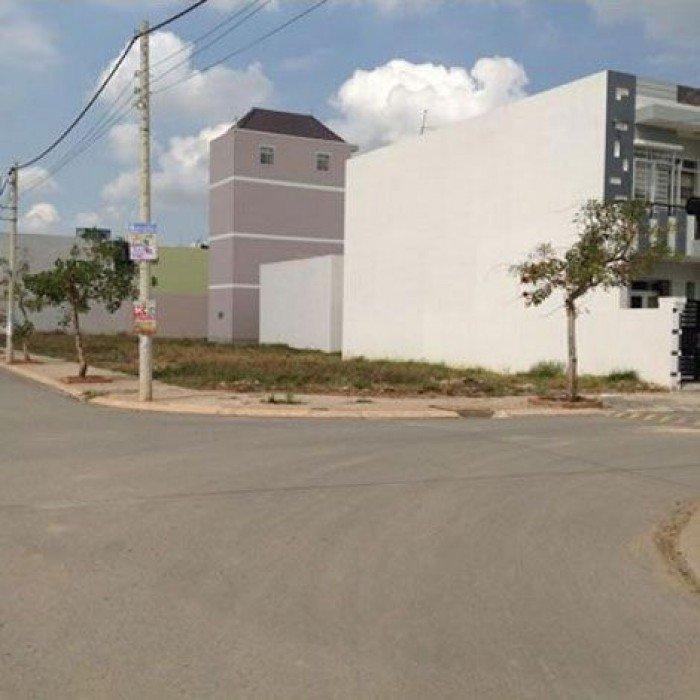 Lô đất 5x20m - shr - Đường số 4 - Khu Dân Cư Phan Văn Hớn - Hóc Môn