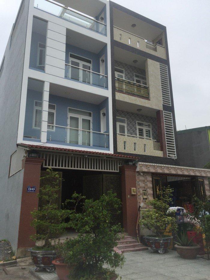 Nhà Nguyễn Bình, Nhà Bè 108m2 Giá Bán 2,6 TỶ Sổ Hồng Riêng