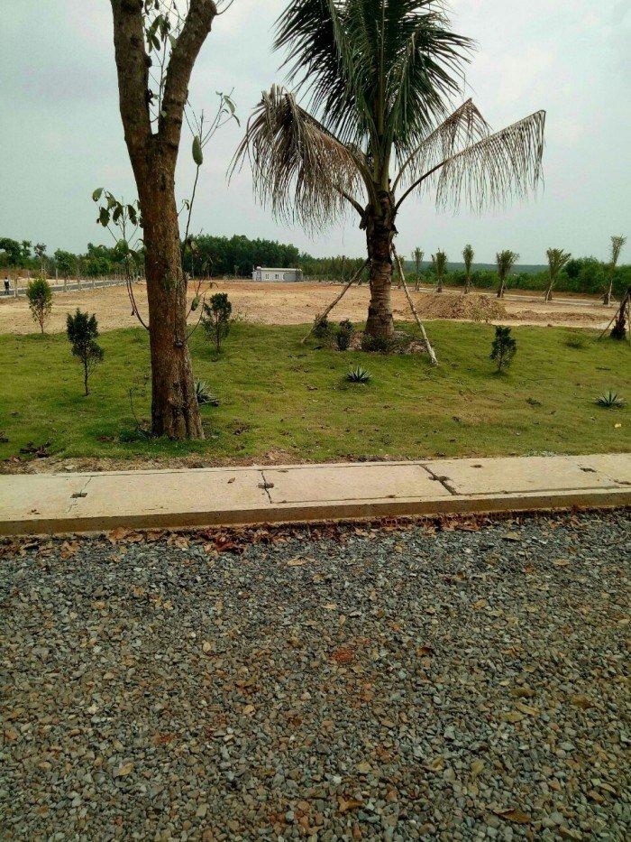 Đất gần hồ sinh thái Lộc An