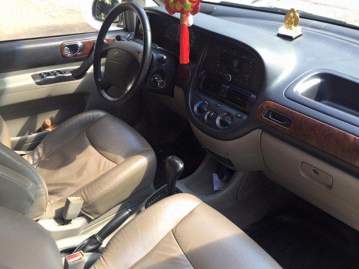 Chevrolet Vivant sản xuất năm 2008 Số tự động Động cơ Xăng