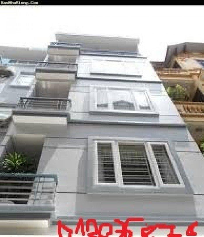 Bán gấp nhà Phú Nhuận, Hồ Văn Huê, giá 12 tỷ