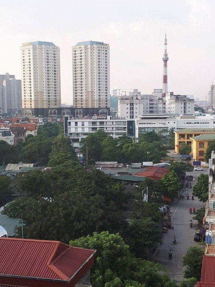 Bán tòa nhà doanh thu 30 tr/th phố Nguyễn Trãi, 60m2 x 7T, thang máy, chỉ 4.6 tỷ