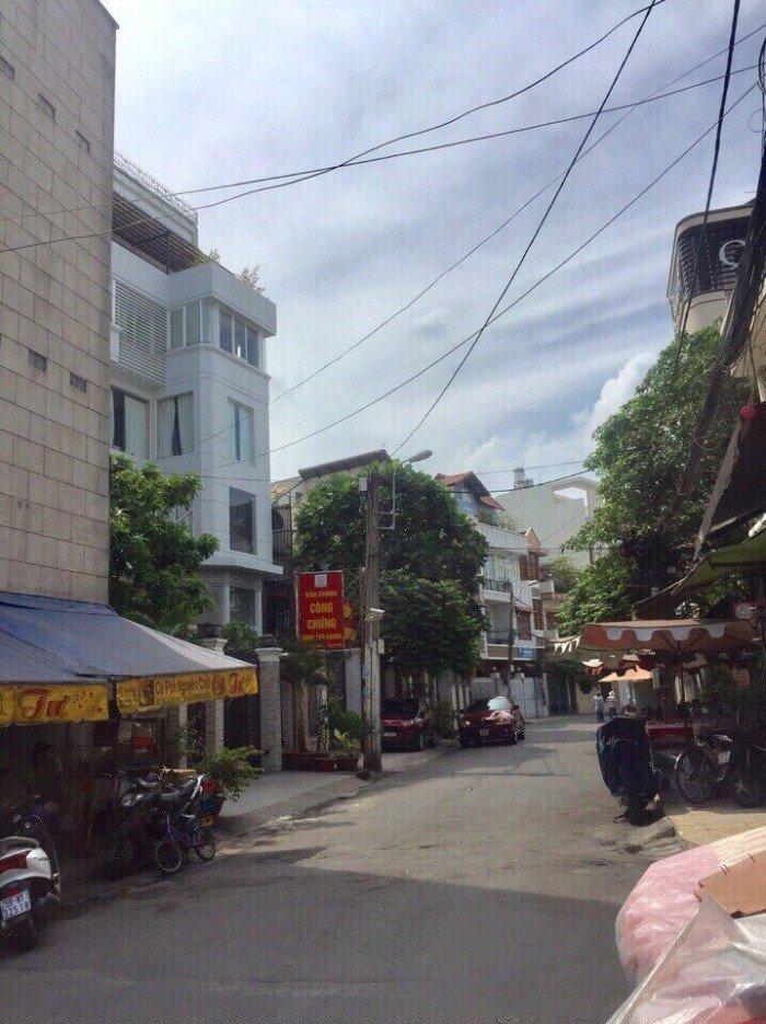 Bán nhà HXH Ngô Thời Nhiệm ngay CMT8, DT 450m, nhà 2 lầu đang cho thuê