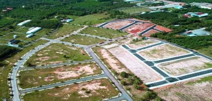 BIDV phát mãi 10 lô đất nền Biệt Thự tại Tp.Bà Rịa
