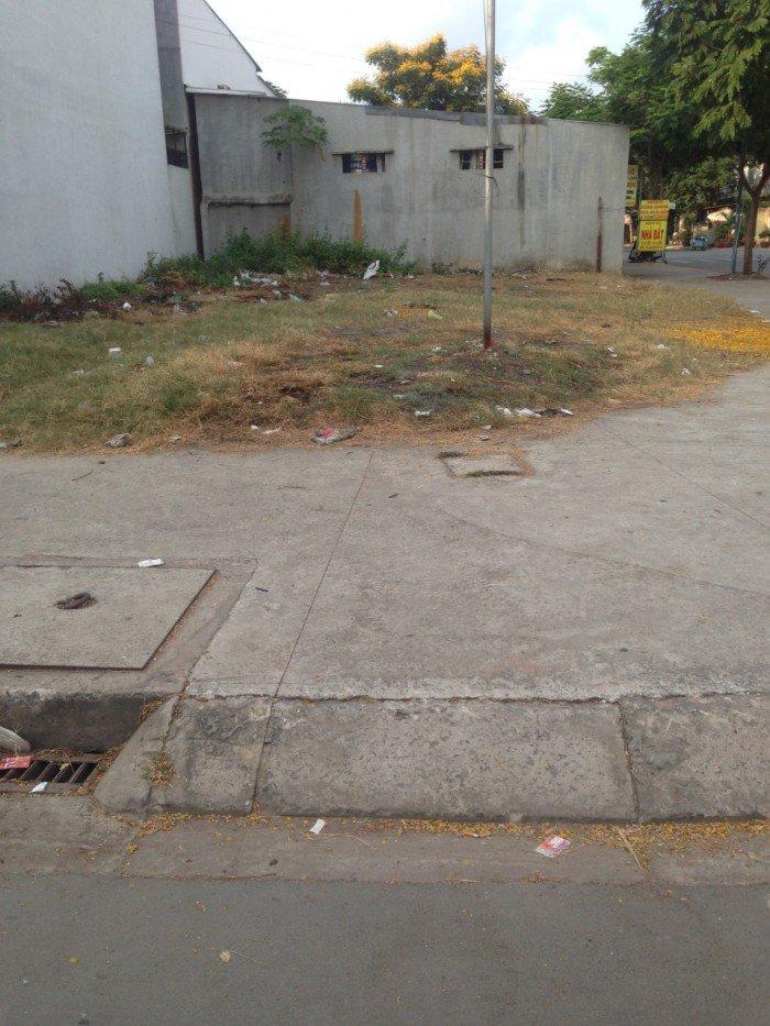 Chính chủ cần bán lô đất DT: 8x15m, SHR, đường Nguyễn Văn Bứa