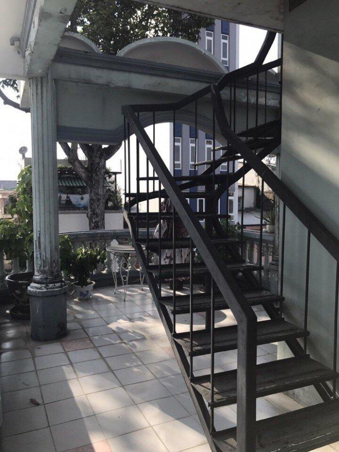 Bán nhà hxh 6m Thành Thái , DT: 4x15m, 3 lầu, Giá 7.8 tỷ