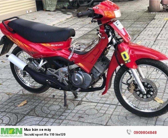 Suzuki sport Ru 110 lên120