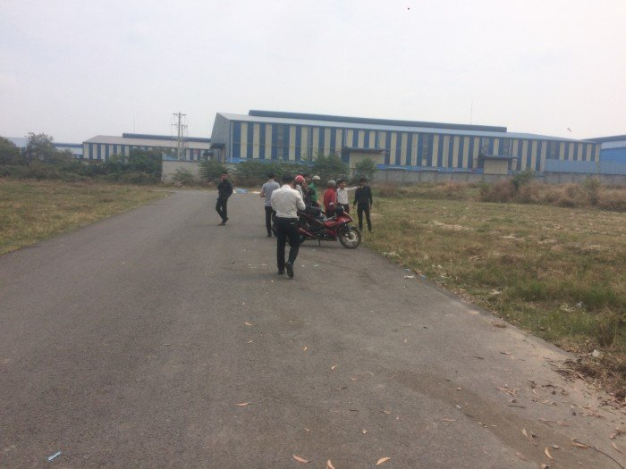 Bán gấp đất ngay cây xăng An Lộc, Khánh Bình 600tr sổ riêng thổ cư 60m2