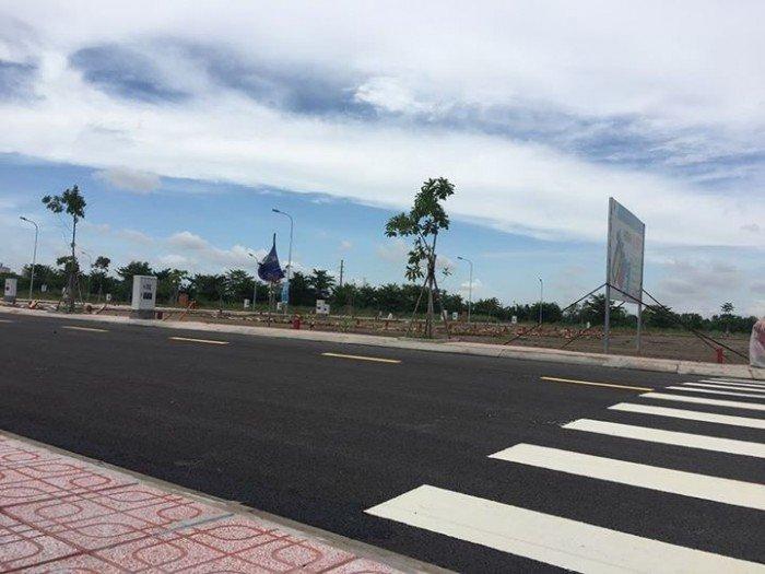 Cần bán đất MT đường Nguyễn Thị Định quận 2, đường nhựa 25m