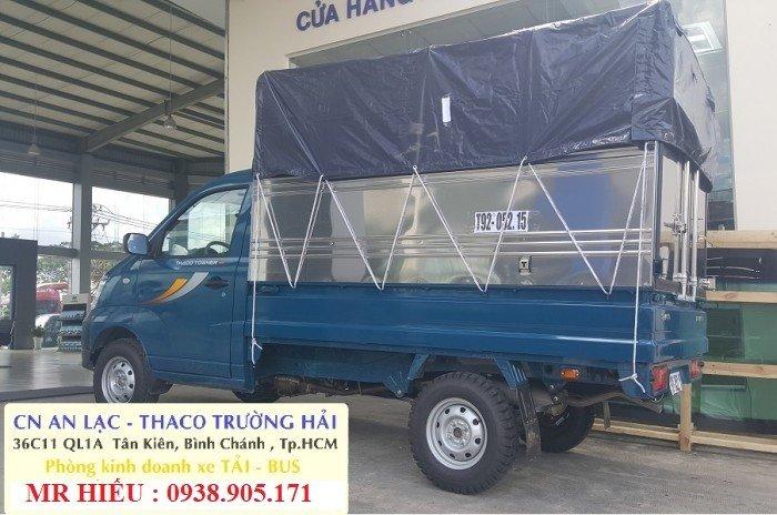 Xe tải Thaco TOWNER 990 xe đời 2017, chuẩn EURO 4. Trả góp lãi thấp, ra số giao xe toàn quốc 10