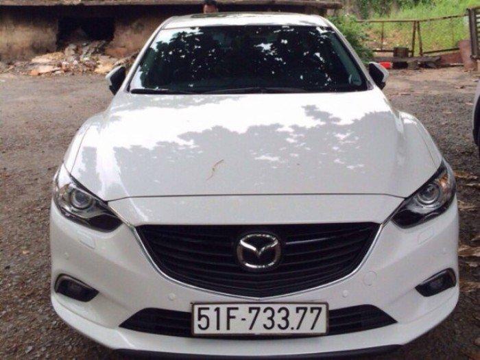 Cho thuê xe Mazda 6 2016 tự lái giá cạnh tranh, bảo hiểm 2 chiều, thủ tục đơn giản