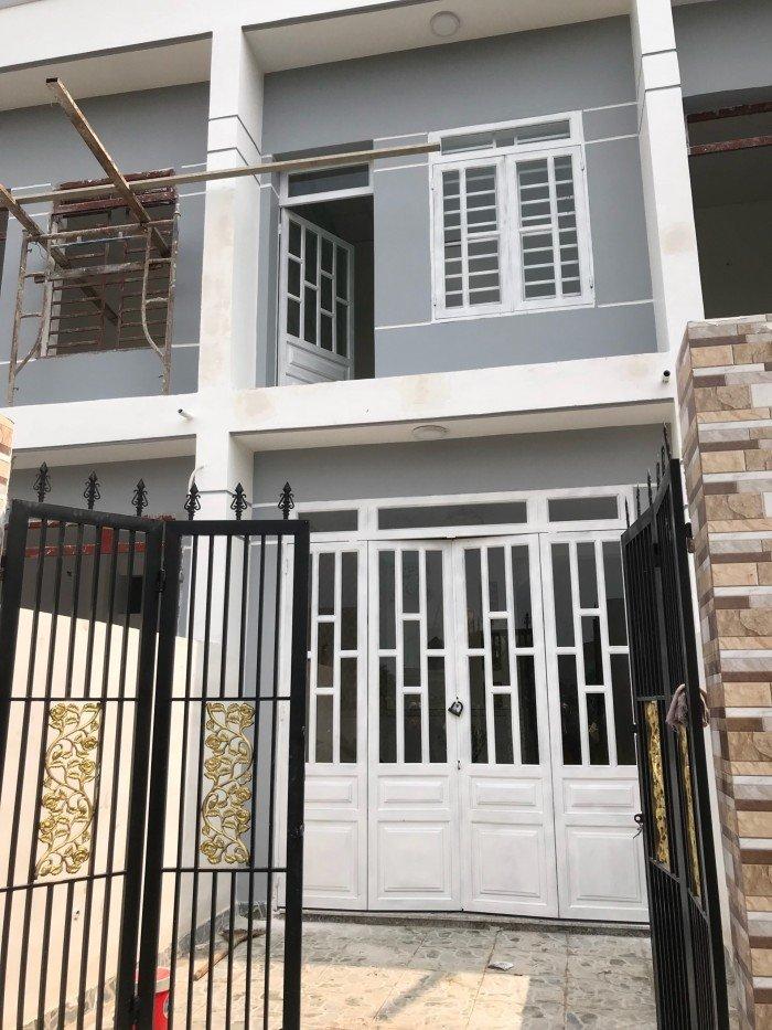 Nhà nằm trên trục đường chính Hà Huy Giáp, quận 12