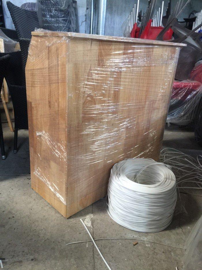 Chuyên gia công, sản xuất quầy thu ngân - Liên hệ: 0906843059 Lê Hoàng2