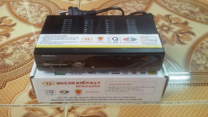 Đầu thu truyền hình số mặt đất MS 01-T2. Bảo hành 12 Tháng0