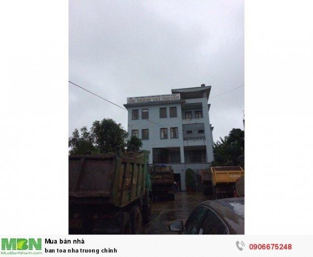 Bán tòa nhà 37 đường Trường Chinh, Gia Lai