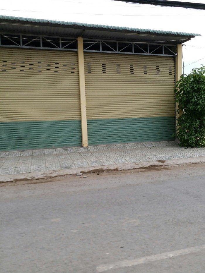Bán Lại Gấp kho chứa hàng 500m2 đường Nguyễn Văn Linh Sổ Hồng Riêng