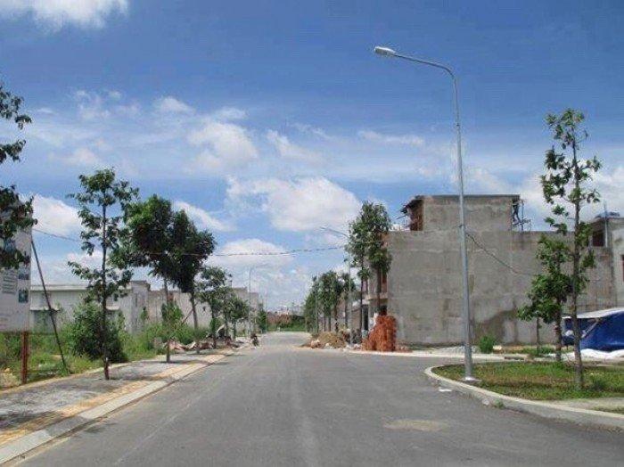 Bán đất MT đường Nguyễn Thị Định, Quận 2, sổ riêng, nhận nền xây dựng