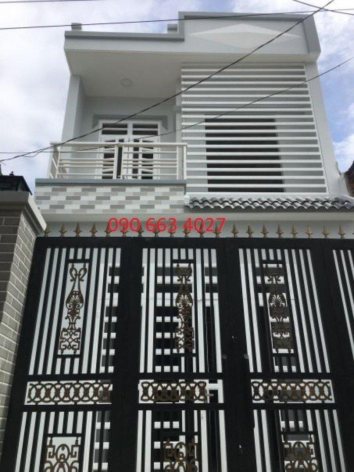 Bán nhà HXH Cống Quỳnh, Quận 1, DT 5x8m