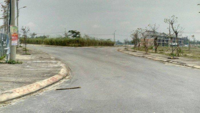 Bán lô góc 230m mặt tiền quảng trường Hội An river park (miễn môi giới)