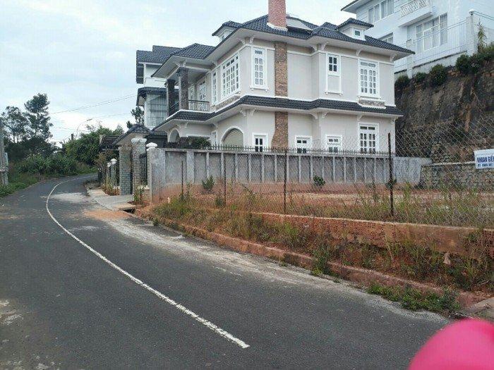 Bán Biệt thự sân vườn đường Trần Quý Cáp, Phường 9, Đà Lạt 373,41m