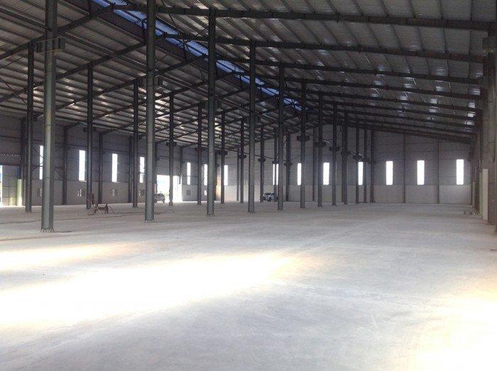 Cho thuê nhà xưởng Nam Sách Hải Dương 4008m2 khuôn viên 10.000m, điện 400KVA