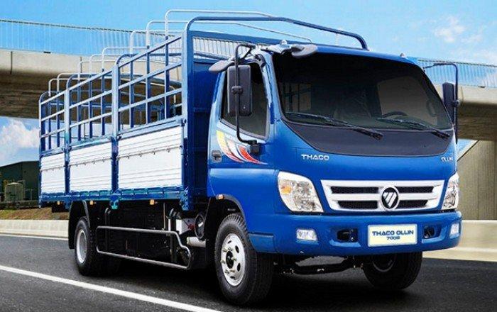 Xe tải Ollin Tải trọng 2.4 - 9.5 Tấn - Chất lượng tốt, giá cả phù hợp 4