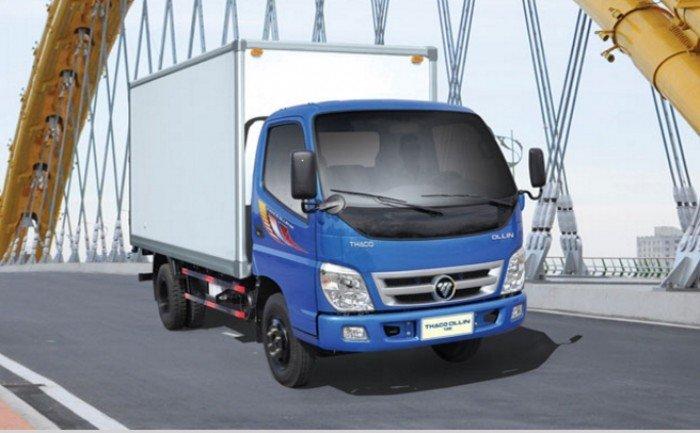 Xe tải Ollin Tải trọng 2.4 - 9.5 Tấn - Chất lượng tốt, giá cả phù hợp 2