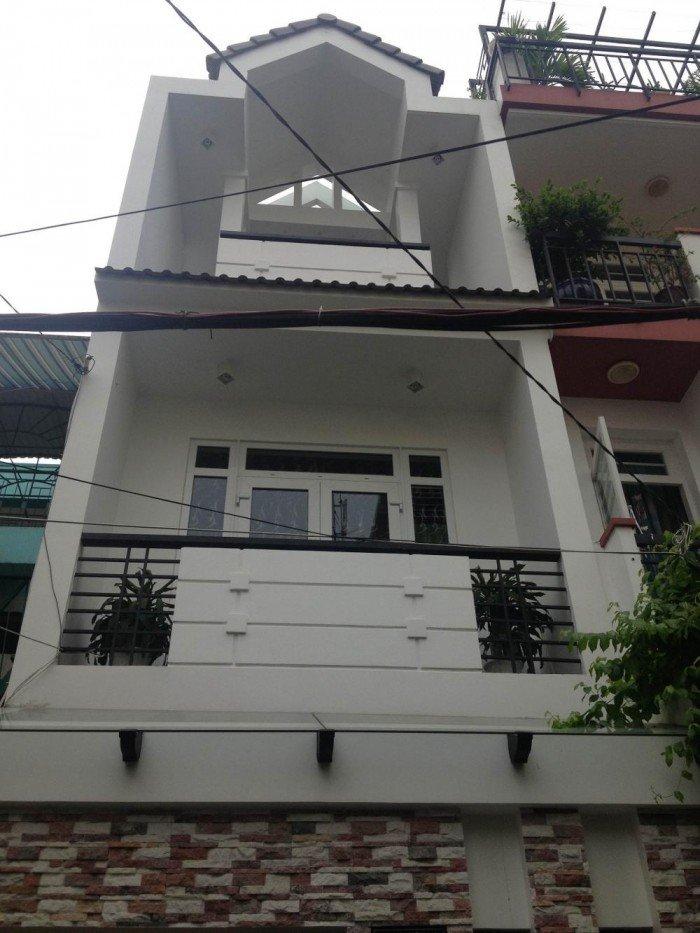 Nhà HXH 8m Trần Đình Xu,60 m2, 9,8 tỷ, sổ hồng.