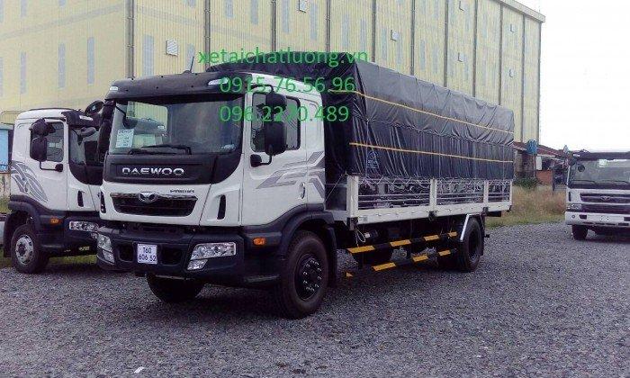 Xe tải Daewoo 9 tấn