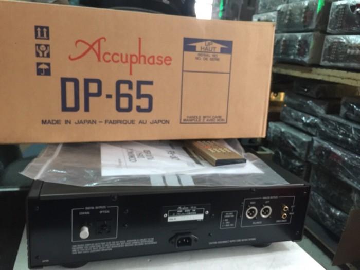 Ampli accuphase DP65 hàng bãi tuyển chọn về, đẹp long lanh