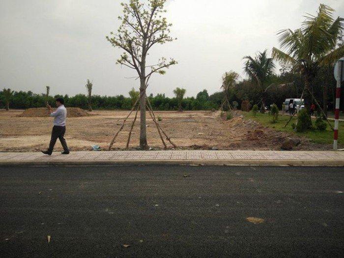 Bán đất dự án khu đô thị xã Lộc An