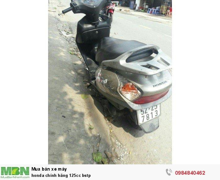 Honda chính hãng 125cc bstp 1