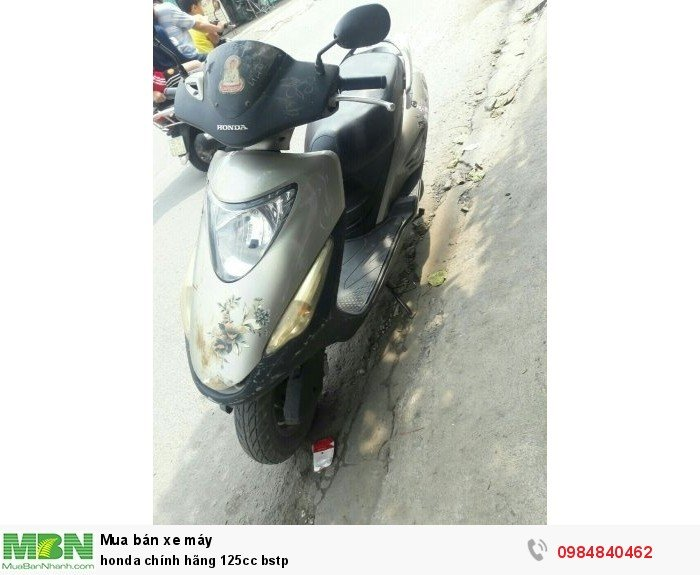 Honda chính hãng 125cc bstp 2