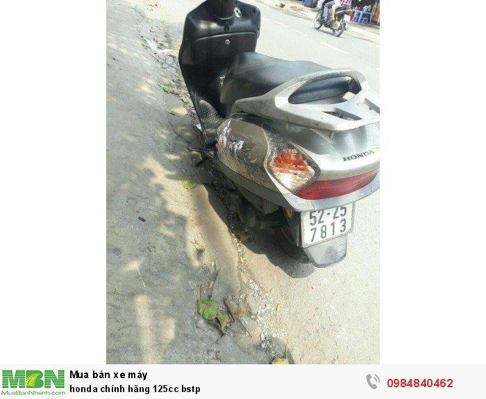Honda chính hãng 125cc bstp 4