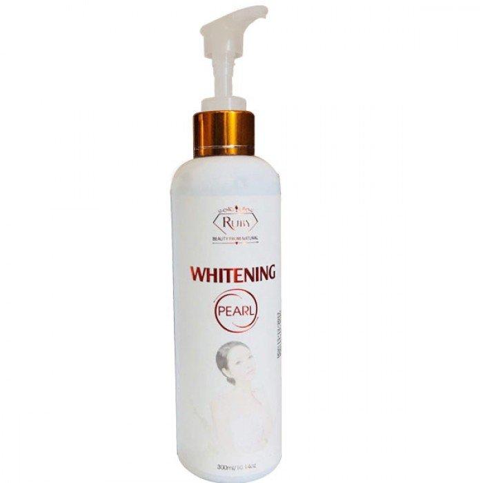 Sữa tắm Whitening Pearl1