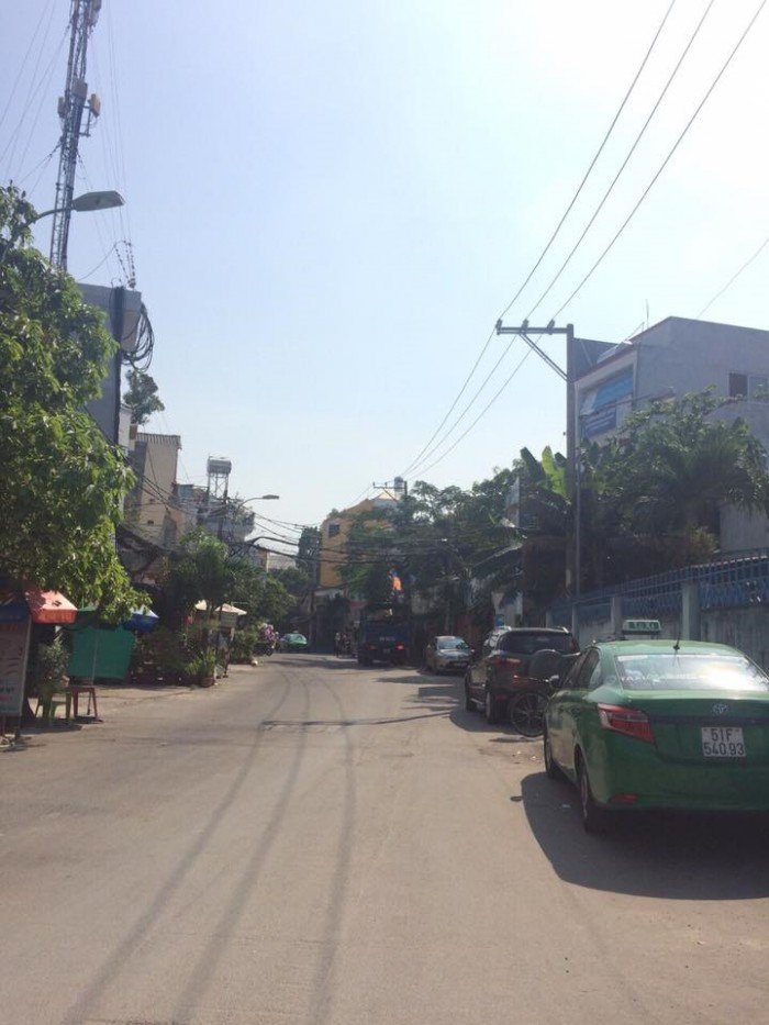 Bán gấp nhà Lê Văn Thọ, KD tốt, HXH, 70m2, giá sock