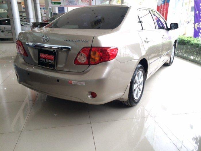 Toyota Corolla Altis sản xuất năm 2010 Số tự động Động cơ Xăng