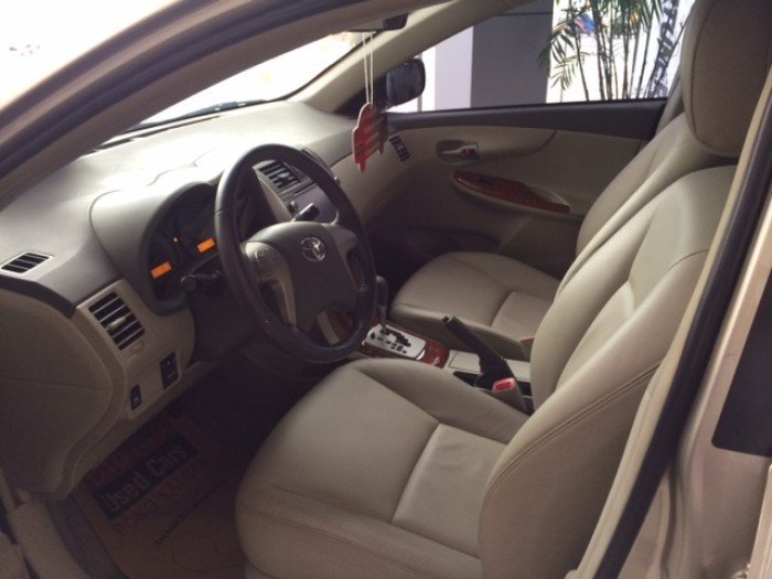 Toyota Altis 1.8 Tự Động - 2010 - Nâu