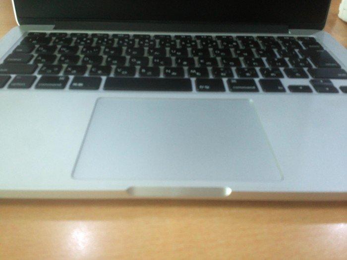 macbook pro retina 13inh late 20130