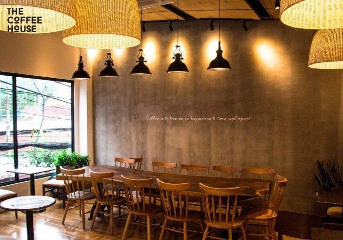 Ghế cafe được chuỗi The Coffee House tin dùng. Miễn phí vận chuyển1