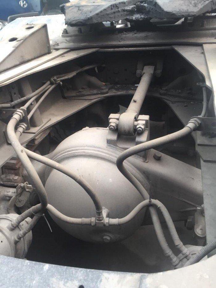 Đầu kéo hd700 đã qua sử dụng đời 2015 4