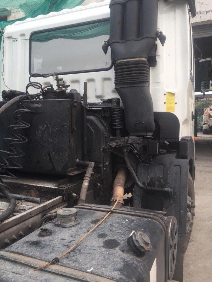Đầu kéo hd700 đã qua sử dụng đời 2015 1