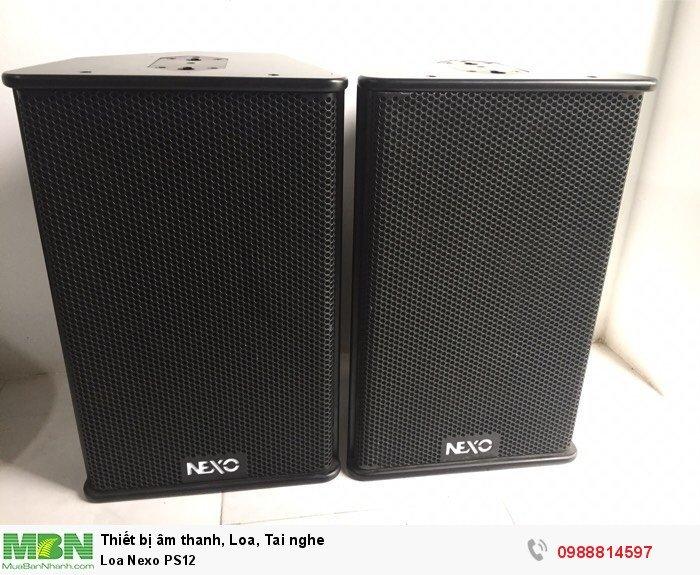 Loa Nexo PS120