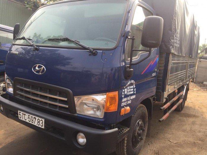 Hyundai hd65 hạ tải đã sử dụng 2015 8