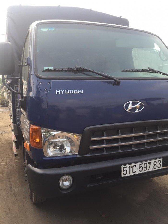 Hyundai hd65 hạ tải đã sử dụng 2015