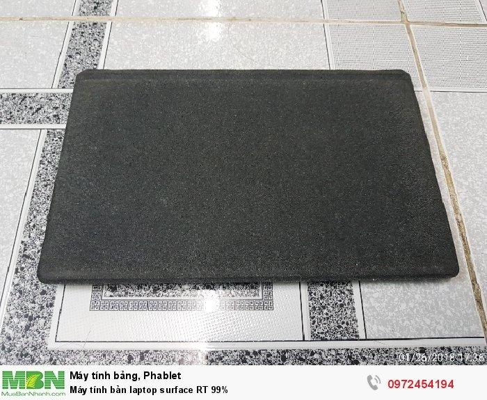 Máy tính bảng laptop surface RT 99%4