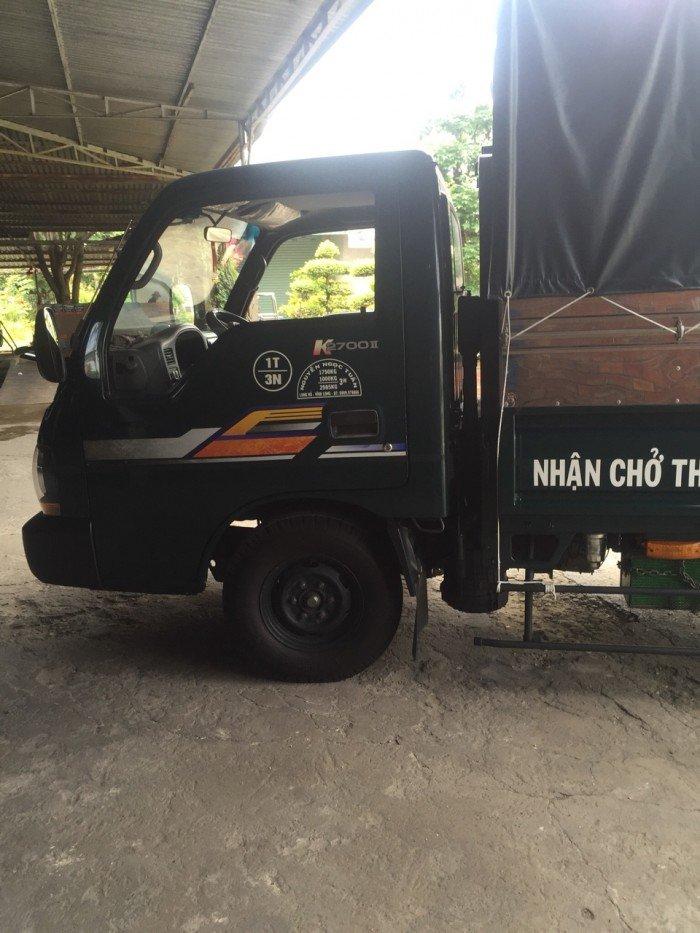 Cần thanh lý xe tải KIA K2700 đời 2011 zin mới 80% - Vĩnh Long