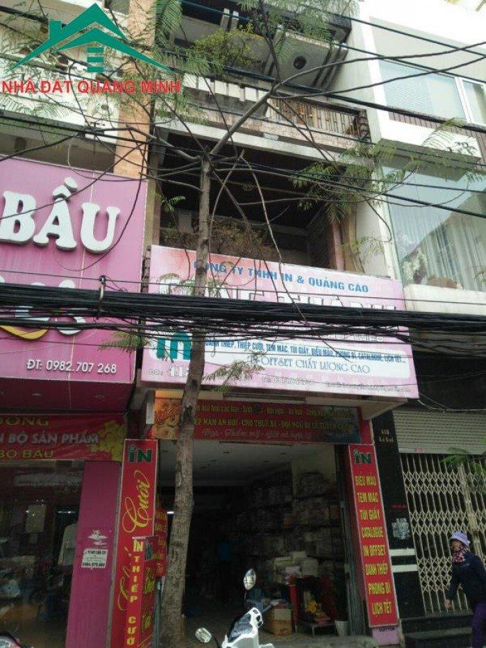 Cần bán gấp nhà 3 tầng mặt đường 413 Lê Lợi, Ngô Quyền, Hải Phòng